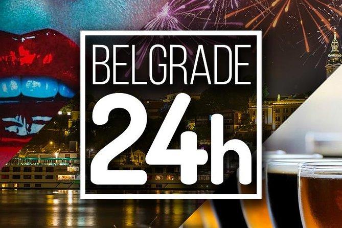 24 uur in Belgrado