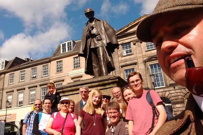 Real Sherlock Holmes Walking Tour of Edinburgh