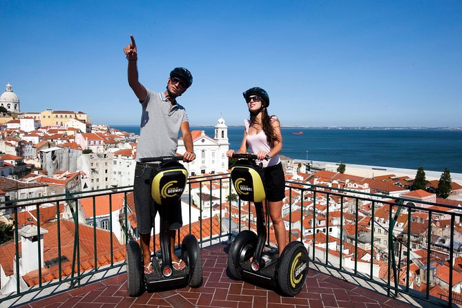Alfama: the Birthplace of Fado 1.5 Hour Segway Tour