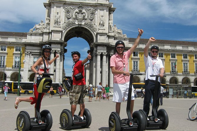 Lisbon Shore Excursion: 1.5 Hours Old Town Segway Tour - Guided Experience