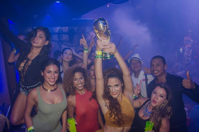VIP Nightclub Tour in Puerto Vallarta