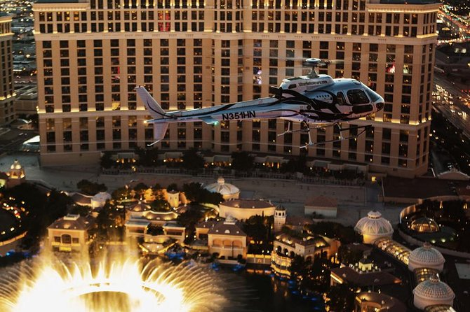 Exclusive: VIP Helicopter Strip Flight with Eiffel Tower Dinner
