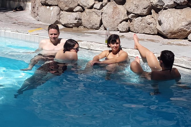 Combination Trail Riding and Hot Springs in San Miguel de Allende