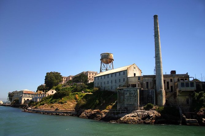 Access the famed Alcatraz Island before the rush of people ever step foot on the island. Be on one of the very first two ferries over to the old prison.