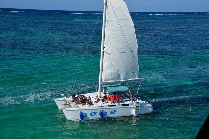 Catamarã Privado - Barco Particular (Grupo Pequeno)
