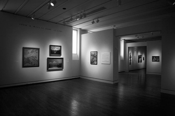 Low Light Photography at the Portland Art Museum 2019