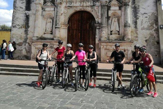 Antigua Valley Ride - Mountain Bike