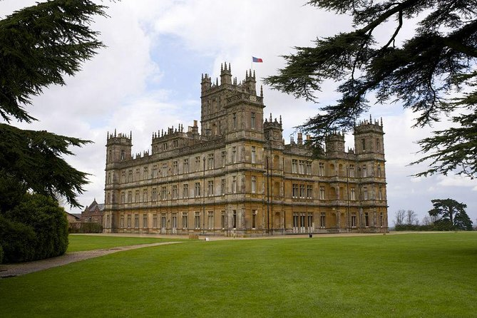 Highclere Castle Express from London