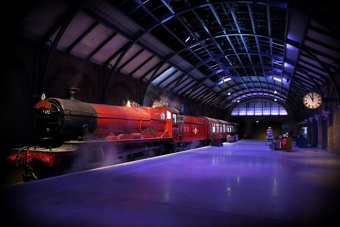 Small-Group Warner Bros Studio Tour London - The Making of Harry Potter & Oxford