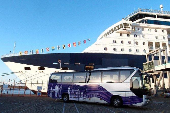 Southampton Excursion: Pre-Cruise Tour from London to Southampton via Stonehenge