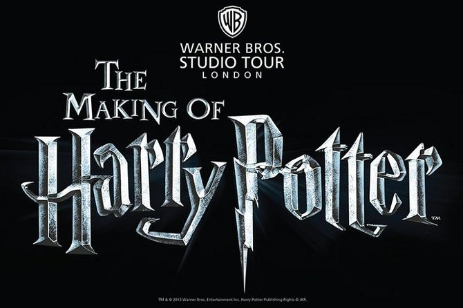 Dover Cruise Terminals to London and Heathrow via Warner Bros Studio Tour