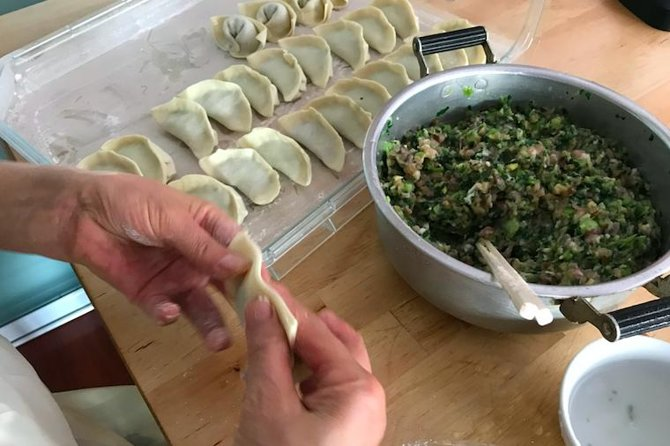 Water Village and Dumpling Making