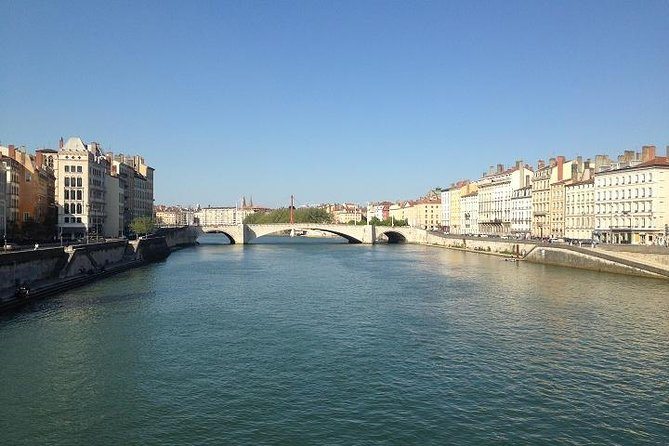 Lyon Panoramic City Tour in Minivan - Private Tour - Half Day