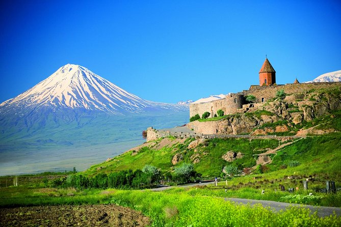 Khor Virap, Noravank, Areni Winery from Yerevan