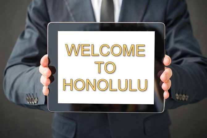 Private Honolulu Transfer: Airport to Hotel or Cruise Port