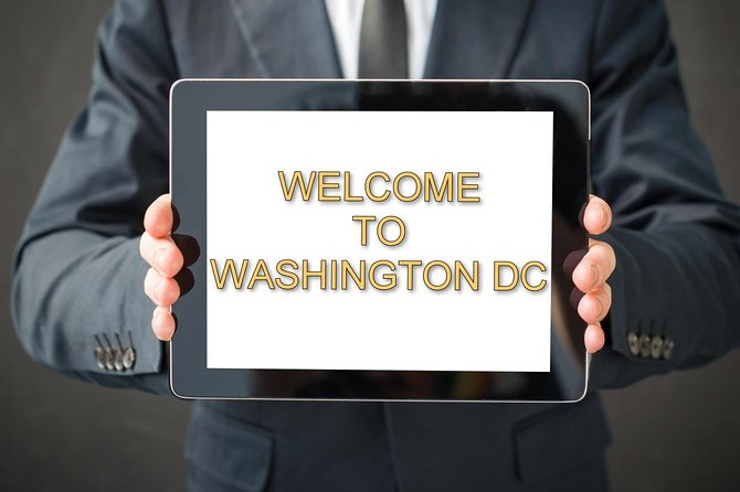 Private Washington DC Transfer: DCA Airport to Hotel