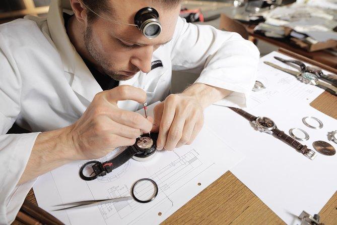 À Maurice Watch Workshop in Zürich