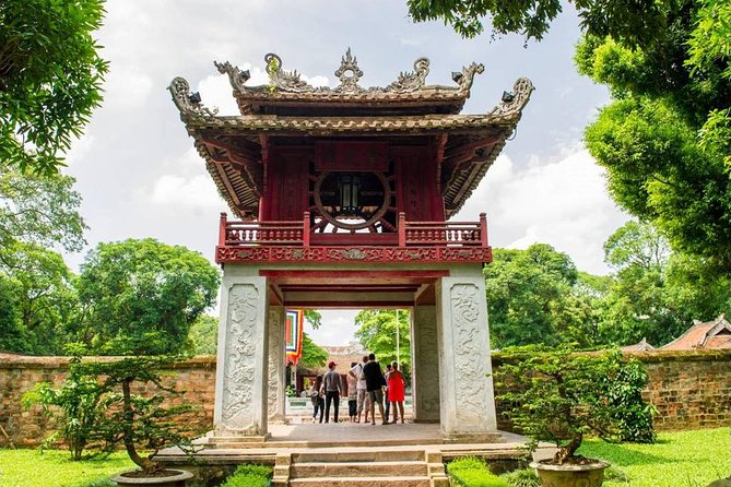Hanoi Highlights Full-Day Small Group Tour
