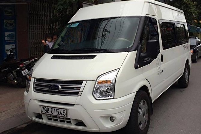 Transfer from hotel in Hue city to Danang Airport