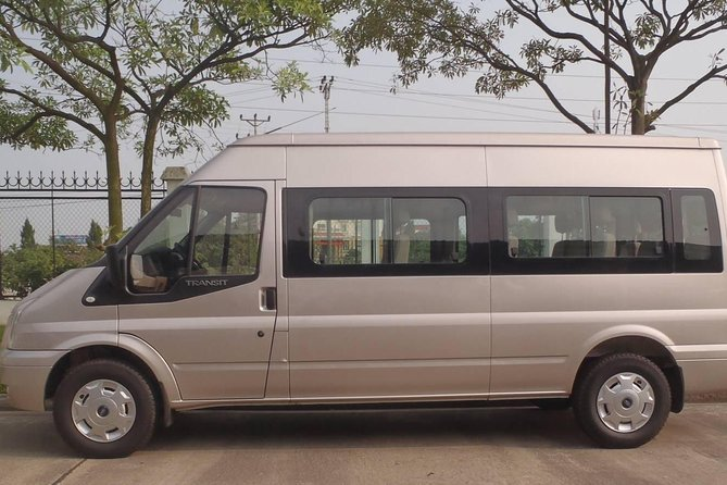 Transfer from hotel in Danang city to Danang Airport
