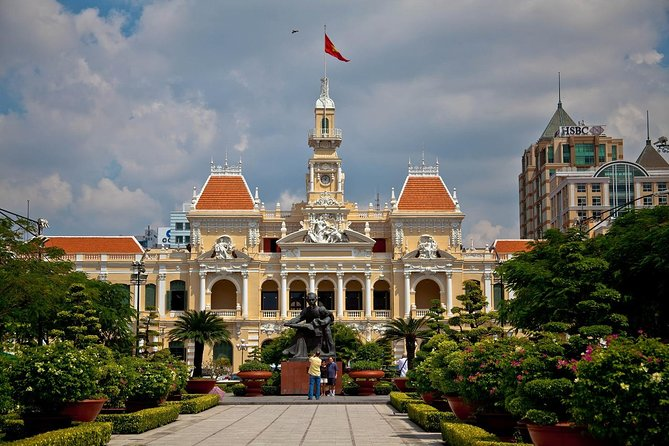 Ho Chi Minh City Half-Day Private Sightseeing Tour
