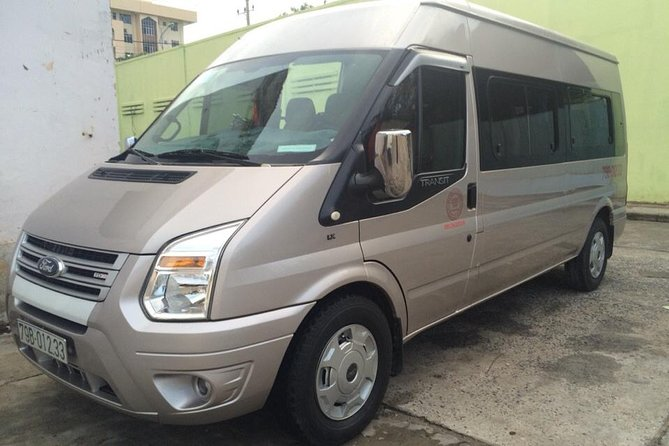 Transfer from Phu Bai Airport to Lang Co beach
