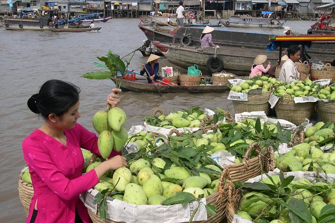 Cai Be Mekong Floating Market Private Tour