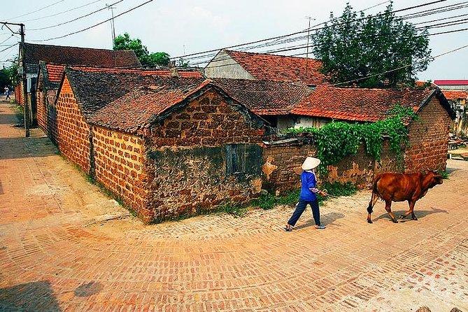 Duong Lam Ancient Village Private Tour