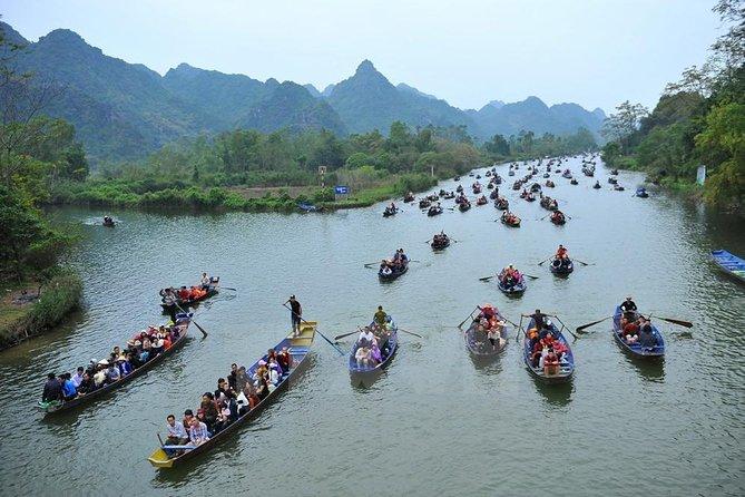 Perfume Pagoda Boat Trip Full Day (Private)