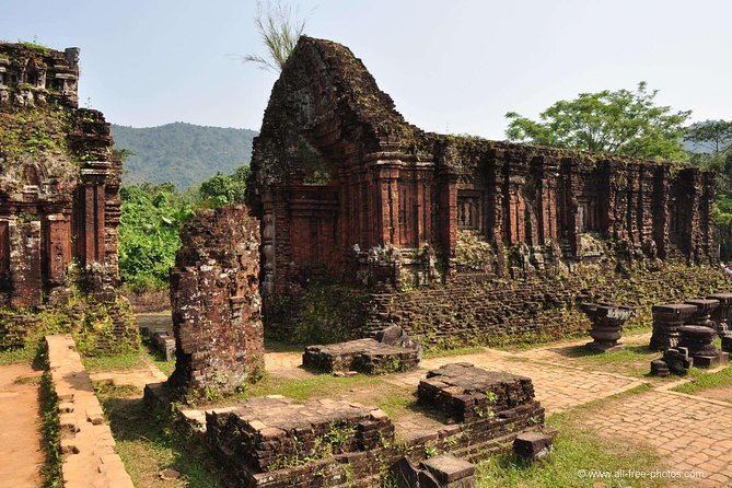 My Son Ruins and Hoi An Town Full-Day Private Tour