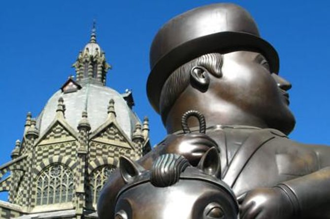 Botero Walking Tour: experiencing Medellin through the eyes of an artist