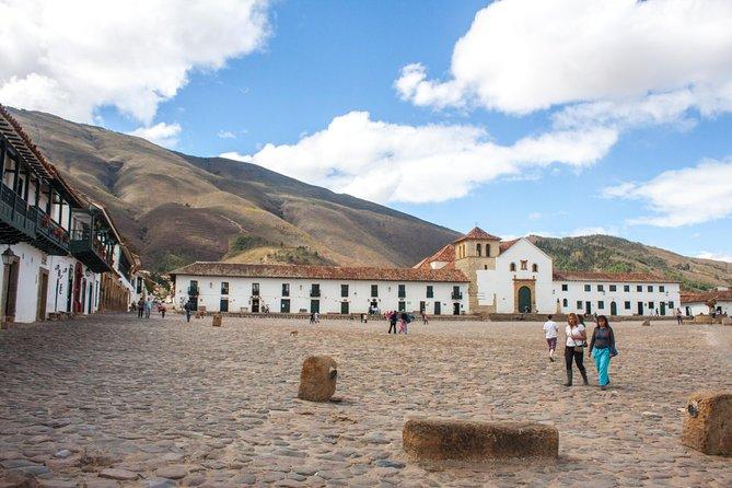 Transport to Villa de Leyva from Bogota