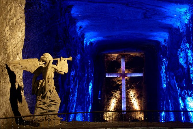 Transportation to Zipaquira and Salt Cathedral