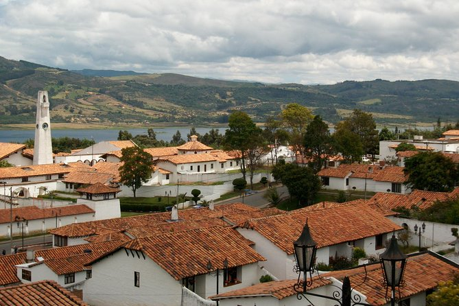 Transportation to the Zipaquira Salt Cathedral and Guatavita Lagoon