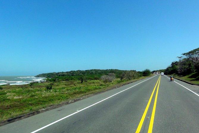 Transportation from Cartagena to Barú