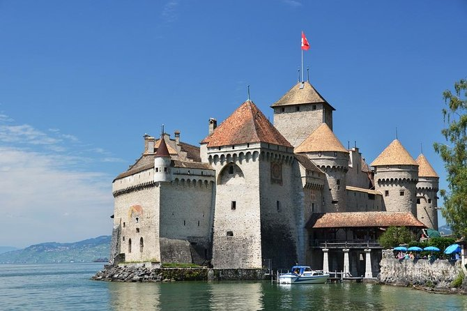 Footsteps of Chaplin, Montreux City and Spa Day Trip