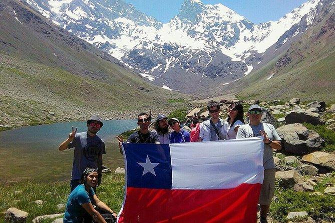Trekking Monumento Natural El Morado y Baños Morales
