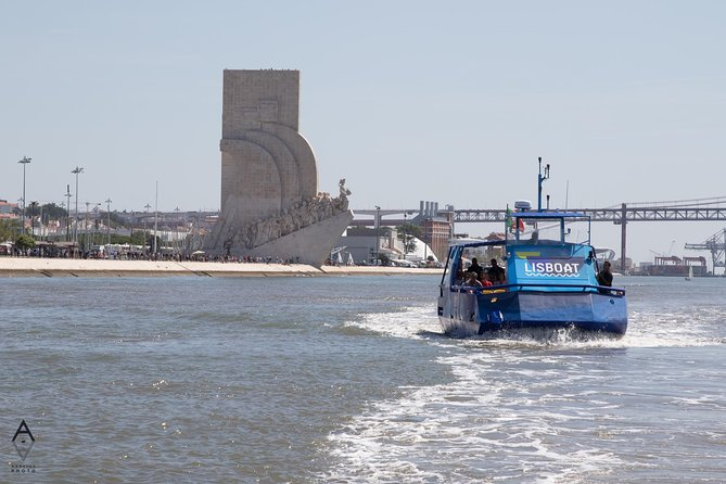 Boat and Bus Hop On Hop Off Lisbon Sightseeing