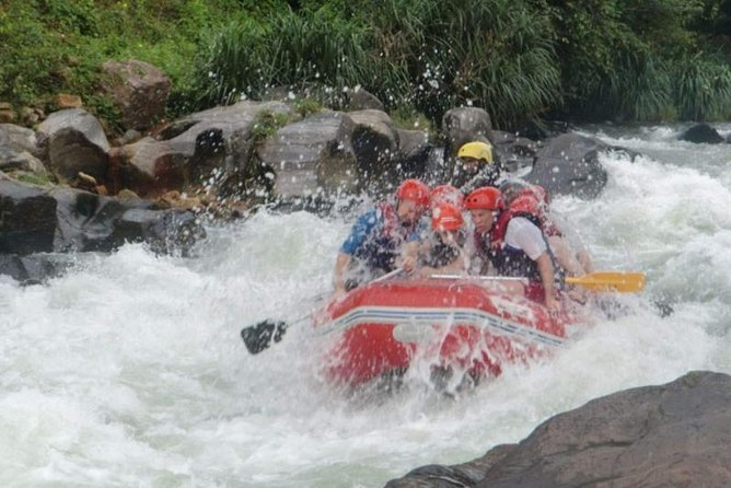 Private Tour From Ocho Rios to Rafting and Tubing