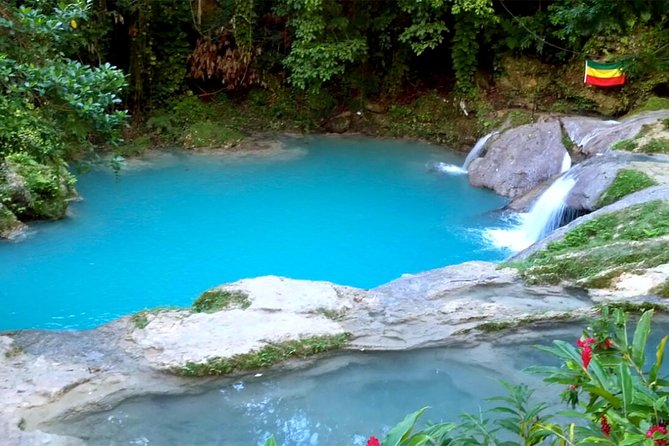 Private Tour From Ocho Rios To Blue Hole Secret Falls and Shopping