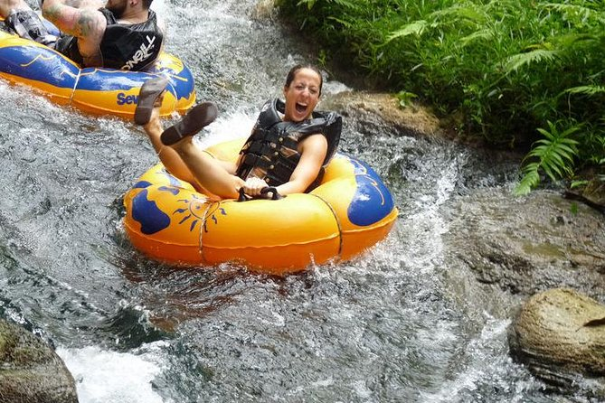 Private Tour From Falmouth to Ocho Rios, Blue Hole, Tubing and Shopping