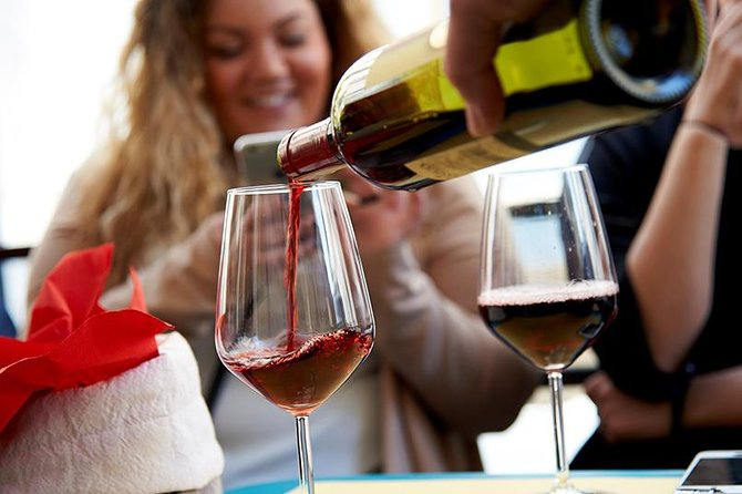 Rome Evening Wine & Food Stroll