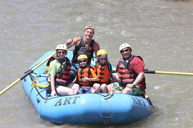 Mild Cottonwood Family Float