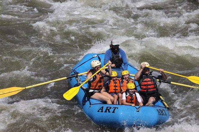Our guides will show you the ropes
