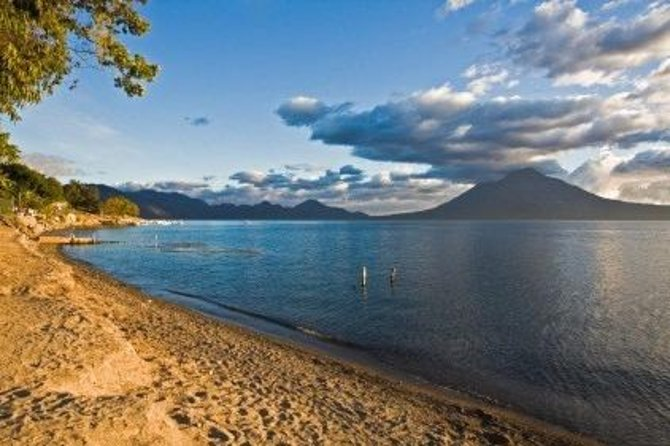 Lake Atitlán Sightseeing Cruise with Transport from Guatemala City photo 1