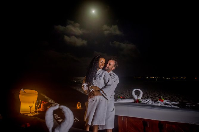 Romantic Punta Cana Moonlight Beach Massage for Two