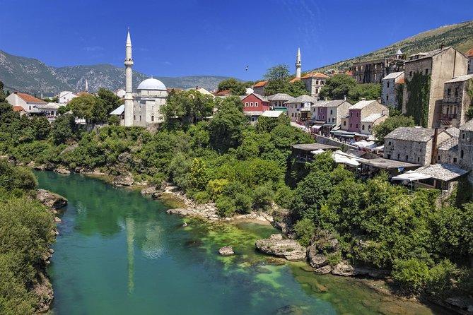 Private Transfer: Dubrovnik Hotels or Airport to Mostar, Medjugorje and Sarajevo in Bosnia and Herzegovina