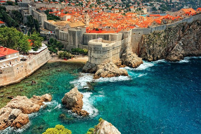 Dubrovnik Private Shore Excursion: Sightseeing Tour Including Cable Car Ride
