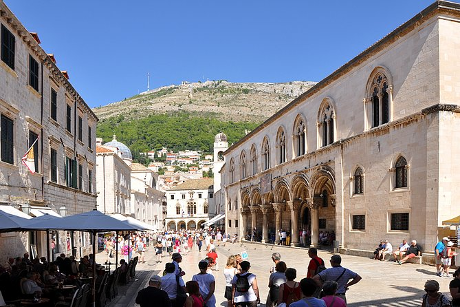Dubrovnik Old Town Food Walking Tour Including Lunch