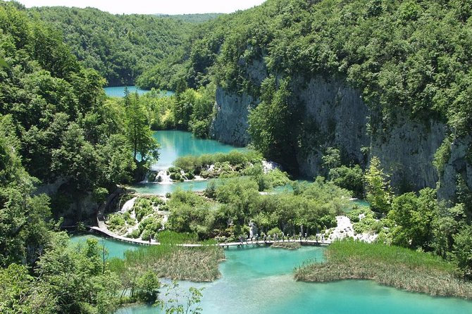 Plitvice Lakes National Park Private Day Trip from Dubrovnik